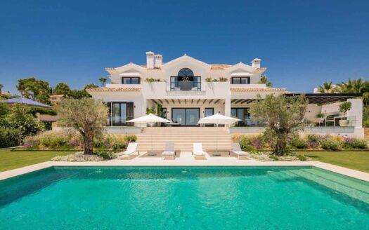 villas for sale in Andulcia Spain