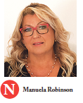 Manuela Robinson - Joint Country Manager
