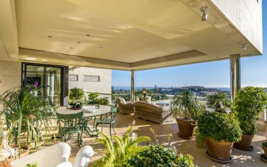 Duplex Penthouse in Nueva Andalucia – Los Arrayanes