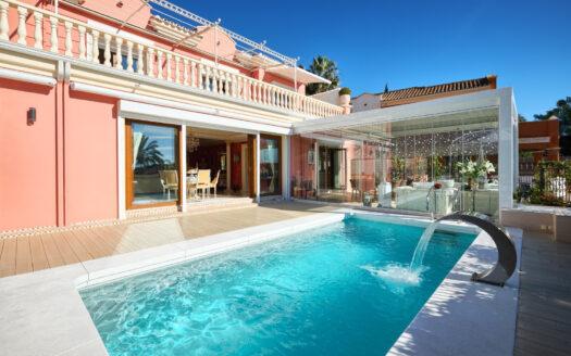 Villa in Marbella Golden Mile - Nagüeles