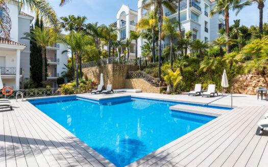 Ground Floor Apartment in Marbella Golden Mile