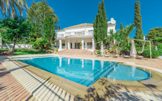 Villa in Nueva Andalucia - La Pera