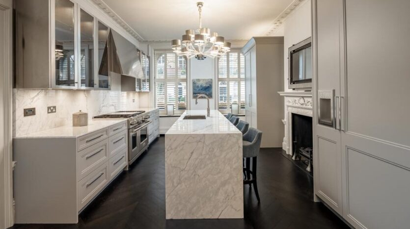 Lord Louis Mountbatten - Kitchen