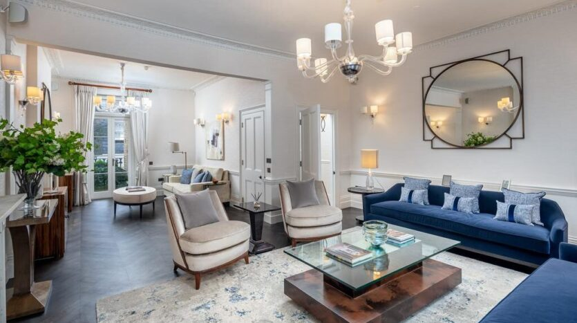 Lord Louis Mountbatten - Dining room