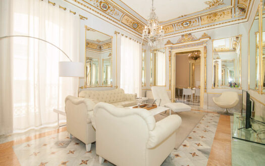 Palatial luxury apartment for sale in Valencia city Spain