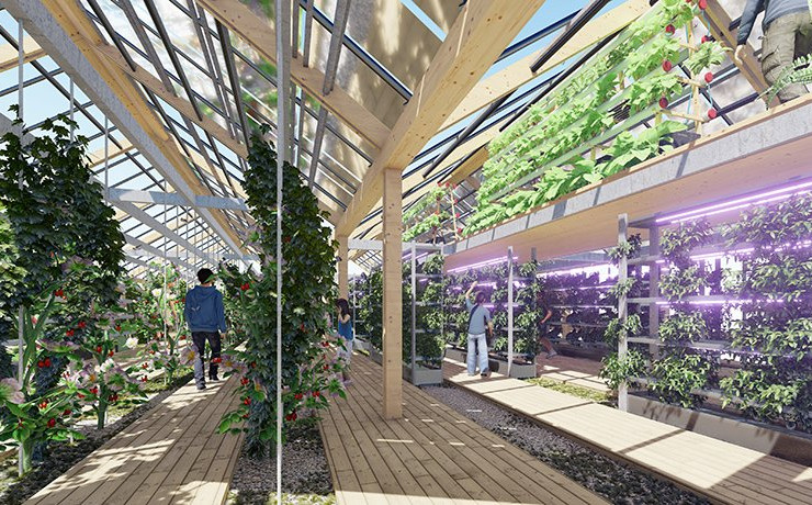 proof living gardens