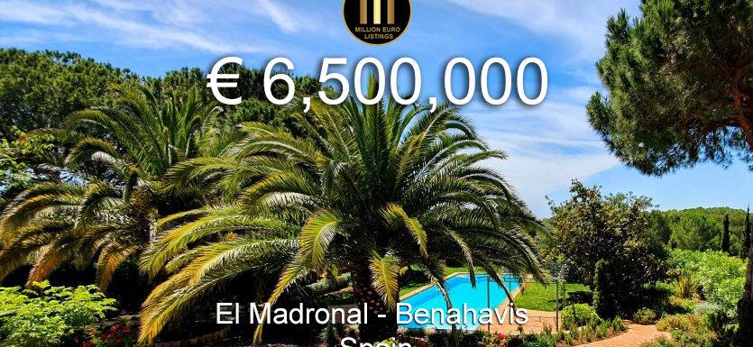 Stunning Luxury Mediterranean Villa THUMB