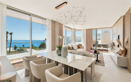 Luxury penthouse showcases magnificent south views