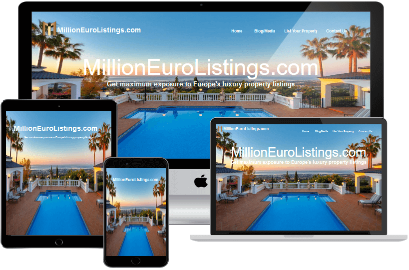 find property on mobil, laptop, ipad devices