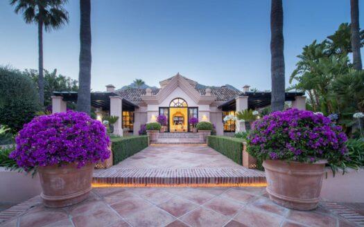 villa for sale in spain