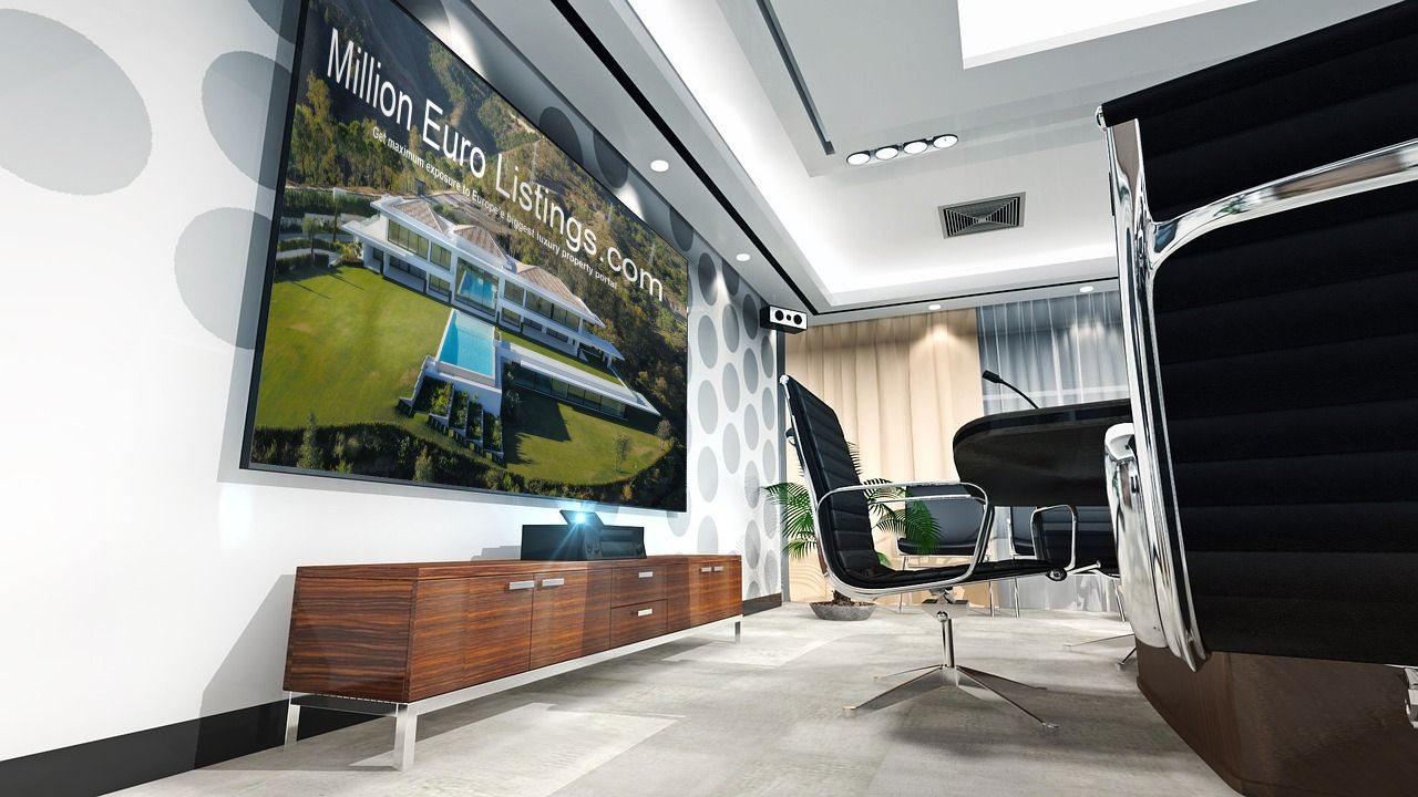 Million euro listing office